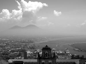 """""""Il golfo di Napoli"""", Vomero, Italia, 20/09/2010, by Arianna_M/Arianna Marchesani on Flickr (CC-BY-SA)"""