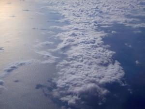 """""""Mar Mediterráneo desde el cielo"""" by ♣ ℓ u m i è r e ♣/ Pablo Nicolás Taibi Cicaré on Flickr (CC-BY)"""