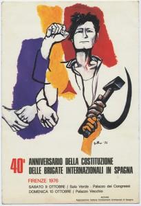 """""""40th anniversario della costituzione delle brigate internazionali in spagna"""", by scarlatti2004 on flickr (CC BY-NC-SA)"""