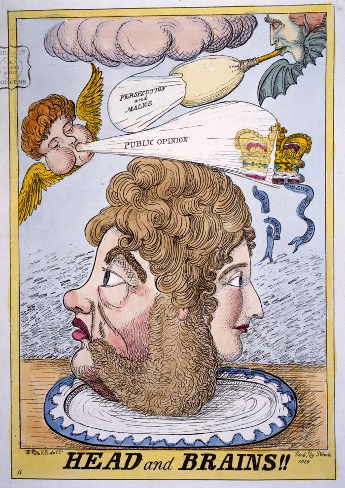 """""""Head and Brains"""" by The National Archives UK on Flickr (The Commons – Document Reference: TS 11/115)"""