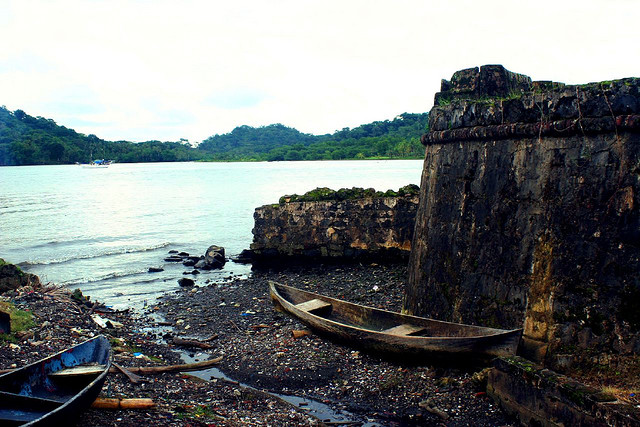 """Fort Portobelo"" by Steve Levi on Flickr (CC BY-NC-ND 2.0)"