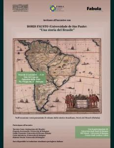 convite - Boris Fausto BO - 23 11 2012
