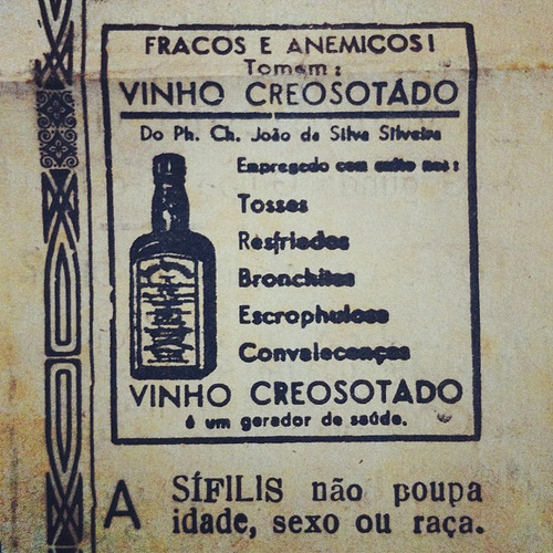 """A sífilis e o gerador de saúde"" by elbragon on Flickr (CC BY 2.0)"