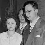 """Atomic Bomb Spies Ethel and Julius Rosenberg Who Both Died In The Electric Chair"" by Ninian Reid on Flickr (CC BY 2.0)"