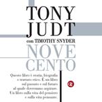 """Tony Judt, """"Novecento. Il secolo degli intellettuali e della politica"""", Roma-Bari, Laterza, 2012"""