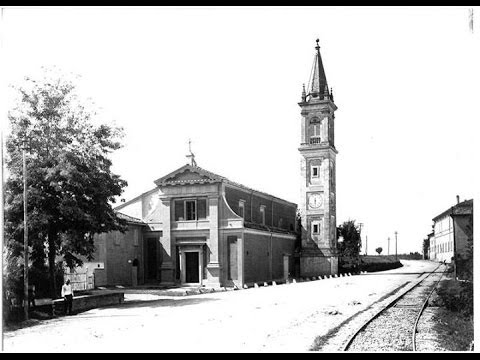 """Chiesa Santi Antonio e Andrea di Ceretolo"" by MarcoSuz Santi Santi on YouTube (CC BY 2.0)"