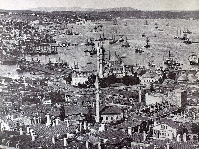 """""""Fotos 1900 Stoddard ISTANBUL"""" by Michael Dr Gumtau on Flickr (CC BY-NC-SA 2.0)"""
