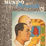 """Mundo Peronista"": Año III, Número 63 (15 Abril 1954), copertina, by Archivo Histórico de la Provincia de Buenos Aires on Wikimedia Commons (Public domain)"