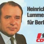 """""""Heinrich Lummer für Berlin CDU"""" by CDU via Wikimedia Commons (CC BY-SA 3.0)"""