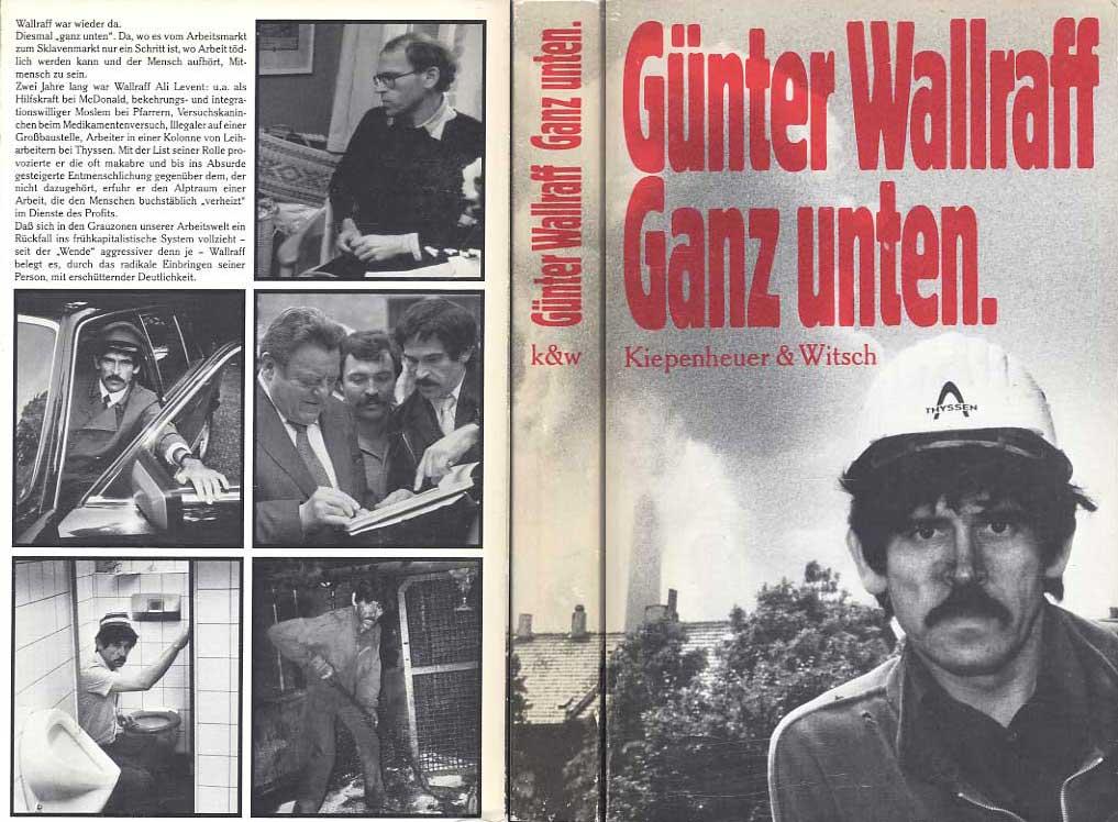 Günter Wallraff Ganz Unten