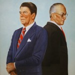 """Ronald Reagan and Yuri Andropov, Time cover January 2, 1984"" by Cliff on Flickr (CC BY 2.0)"