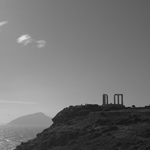 """The Poseidon Temple at Cape Sounion"" by Sigfrid Lundberg on Flickr (CC BY-SA 2.0)"