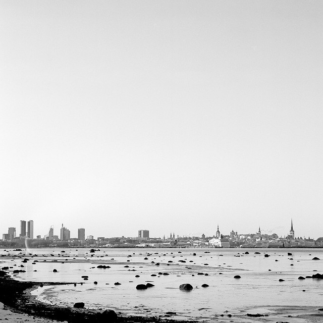 """""""Tallinn Skyline"""" by Tanel Teemusk on Flickr (CC BY-NC 2.0)"""