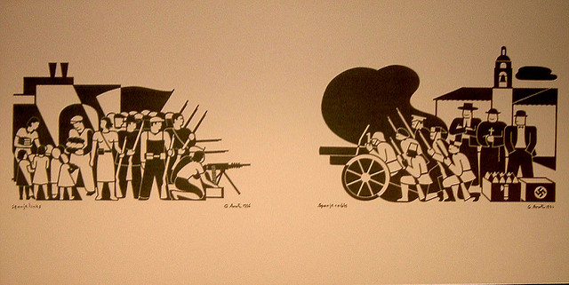 """Spanish Civil War"" by John W. Schulze on Flickr (CC BY 2.0)"