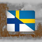 """""""Finlandia e Svezia 2"""" by JB via Wikimedia Commons (CC BY-SA 3.0)"""