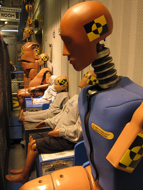 """Crash Test Dummies"" by Kevin Baird on Flickr (CC BY-NC-ND 2.0)"