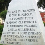 Stele anarchica