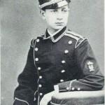 """""""Allievo caposcelto della Scuola Militare Nunziatella di Napoli (1880-1885)"""" by Ferdinando Scala via Wikimedia Commons (CC-BY-SA-3.0)"""