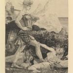 """""""Zeit und Ruhm, da Vom Tode, vol. 2"""" by Max Klinger (1857-1920) on Flickr (CC [Public Domain])"""