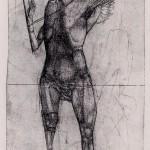 """""""Held mit Flügel [Eroe con le ali]"""" by Paul Klee on Flickr (CC [Public Domain])"""