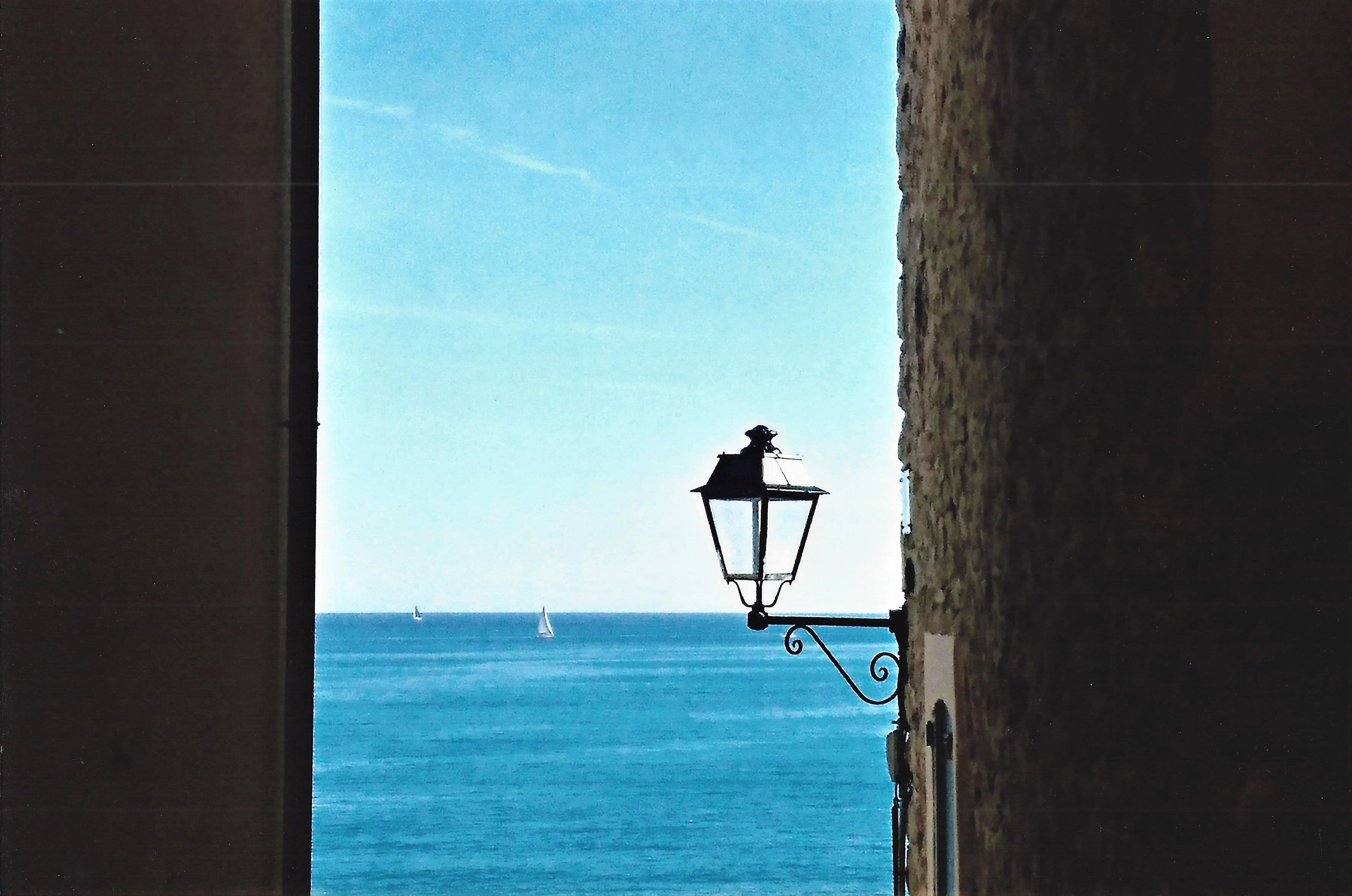 """""""a window on the sea by cristian on flickr"""