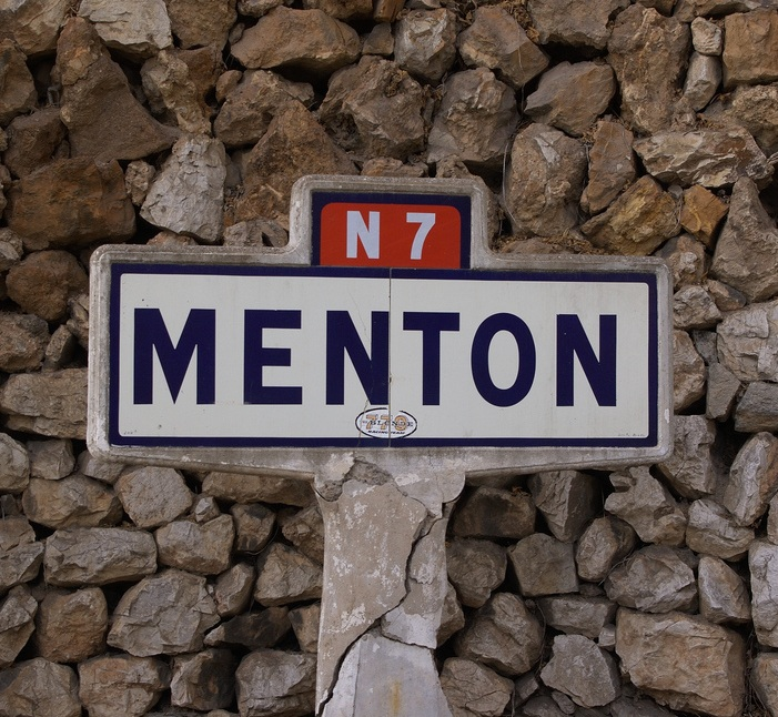 Menton by funadium on Flickr (CC)