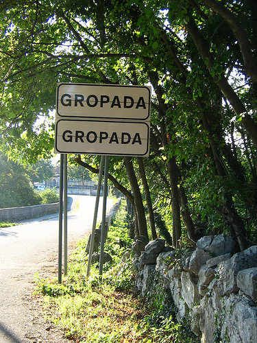 """Gropada - Gropada"" by Fabio Turel on Flickr (CC-BY-NC-ND)"