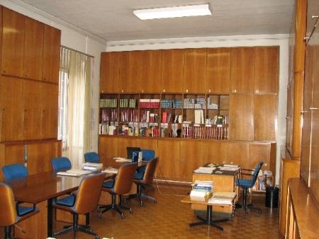 Biblioteca Svimez