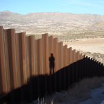 """Border wall"" by d∂wn on Flickr (CC BY-NC-SA 2.0)"