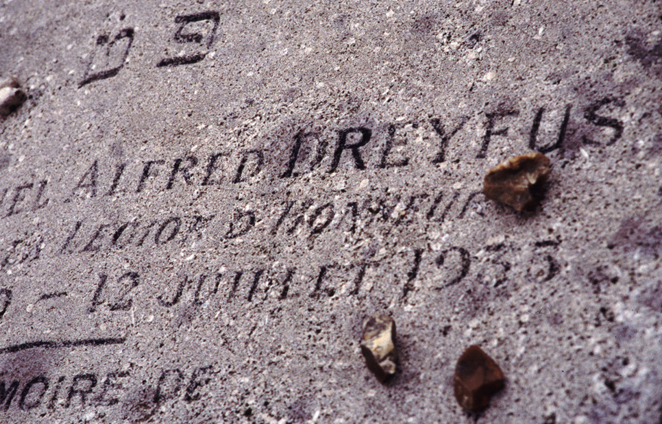 """Paris: Alfred Dreyfus grave"" by Peter Reed on Flickr (CC BY-NC 2.0)"