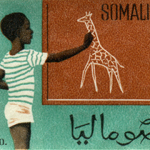 """Somalia Postage Stamp: Child Welfare"" by Karen Horton on Flickr (CC BY-NC 2.0)"