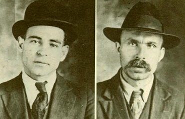 """Nicola Sacco e Bartolomeo Vanzetti (Here's to you...)"" by Leonardo Sagnotti on Flickr (CC BY-SA 2.0)"