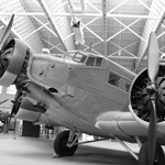 """""""Junkers Ju-52 'Tante Ju-Auntie Ju - and Iron Annie'"""" by Alex Drennan on Flickr (CC BY-NC-ND 2.0)"""