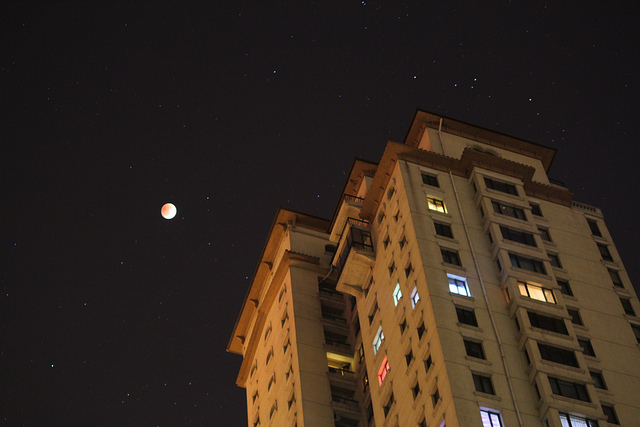 """Blood Moon"" by Bowen Chin on Flickr (CC BY-NC-ND 2.0)"