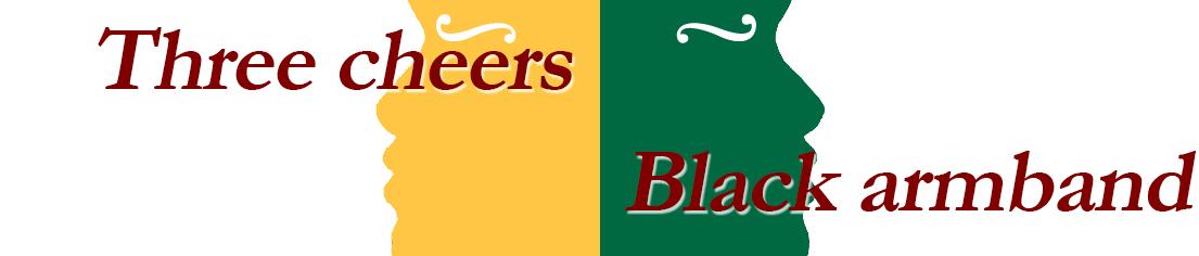 Controversa - Three cheers e Black armband