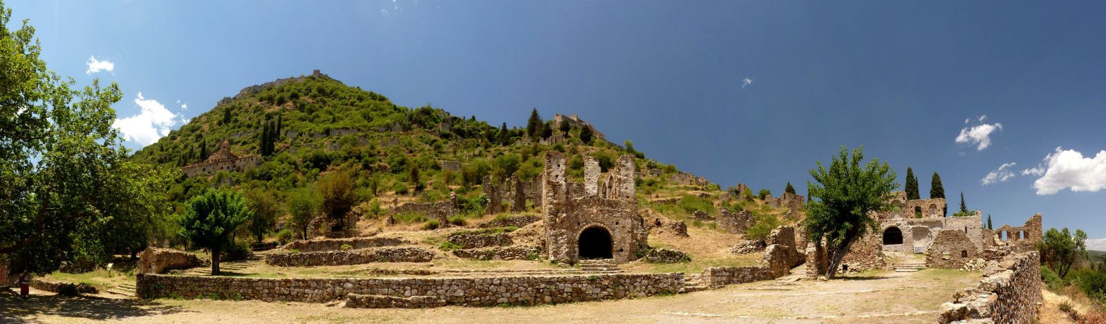 """Mystras - Lower City "" by Ronny Siegel on Flickr (CC-BY-2.0)"