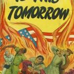 Propaganda statunitense anticomunista. Fonte: Catechetical Guild Educational Society of St. Paul, Minnesota (1947)