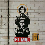 """El Mal (Pinochet y M. Thatcher)"" by noaz. on Flickr (CC BY-NC 2.0)"
