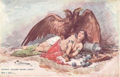 Figura 2. Cartolina Interventista