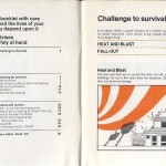 """Protect And Survive Public Information Booklet"" by Nathan Chantrell on Flickr (CC BY-NC-ND 2.0)"