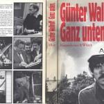 "La copertina del libro di Günter Wallraff, ""Ganz unten"" (Köln,Kiepenheuer & Witsch, 1985)"