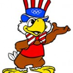 """Mascot of the 1984 Summer Olympics in Los Angeles, CA, USA"" by 718 Bot via Wikipedia.en (no license available)"