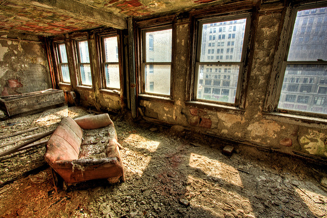"""""""Farwell Lounge"""" by Jonathan Haeber on Flickr (CC BY-NC 2.0)"""