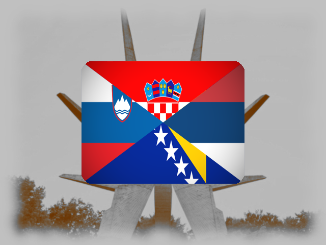 """Area post jugoslava 2"""