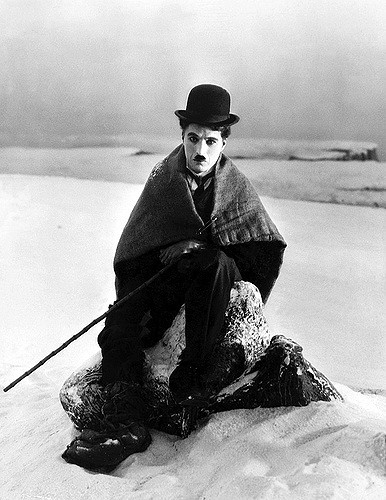 """Charlie Chaplin"" by Insomnia Cured Here on Flickr (CC BY-SA 2.0)"