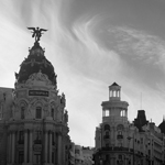 """Alcalá - Gran Vía"" by rafa_luque on Flickr (CC BY 2.0)"