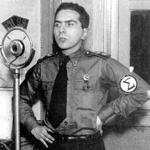 """""""Miguel Reale em uniforme da Ação Integralista Nacional"""" by Awikimate via Wikimedia Commons (CC BY-SA 2.5)"""