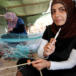 """Supporting Lebanese women as well as Syrians"" by DFID - UK Department for International Development on Flickr (CC BY 2.0)"