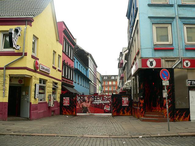 """""""The infamous Herbertstraße"""" by Alkan Boudewijn de Beaumont Chaglar on Flickr (CC BY-NC 2.0)"""