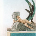 """Le sphinx"" by Félicien Rops via Wikimedia Commons (CC)"